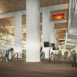 Gare RER E du CNIT