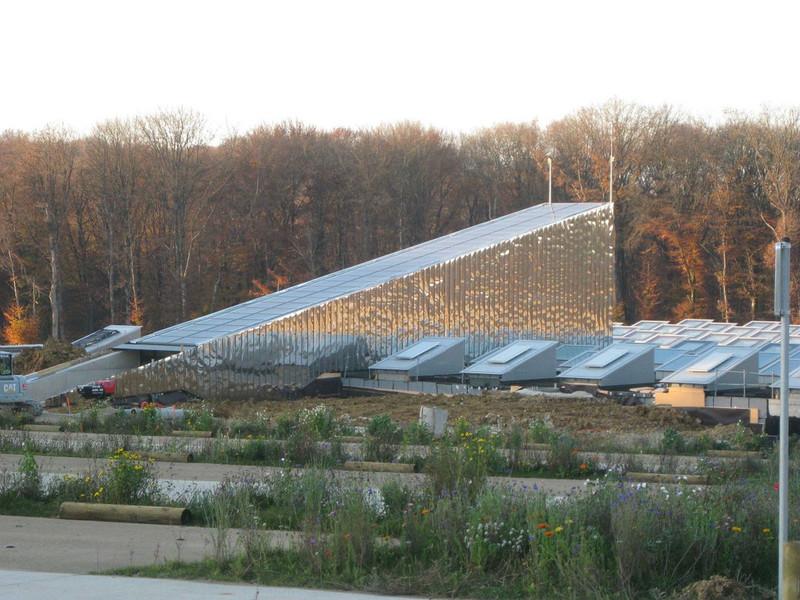 Gare nouvelle Besançon Franche Comté TGV